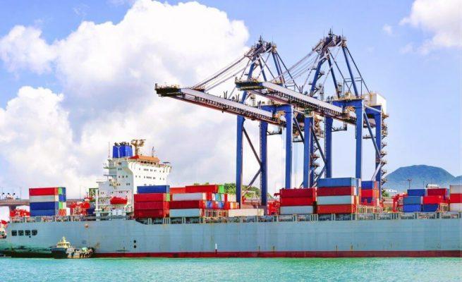 quy trình giao nhận nhập khẩu hàng hóa bằng đường biển 1