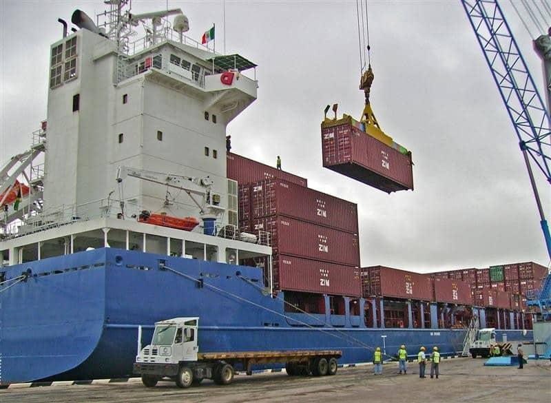 quy trình giao nhận nhập khẩu hàng hóa bằng đường biển 6