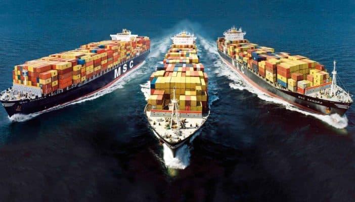 quy trình giao nhận hàng hóa nhập khẩu bằng đường biển