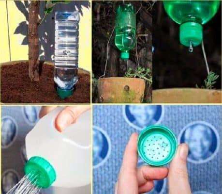 handmade từ chai nhựa 8