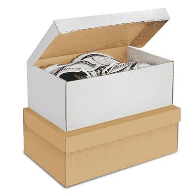 chuyên cung cấp hộp giấy đựng giày các loại 3