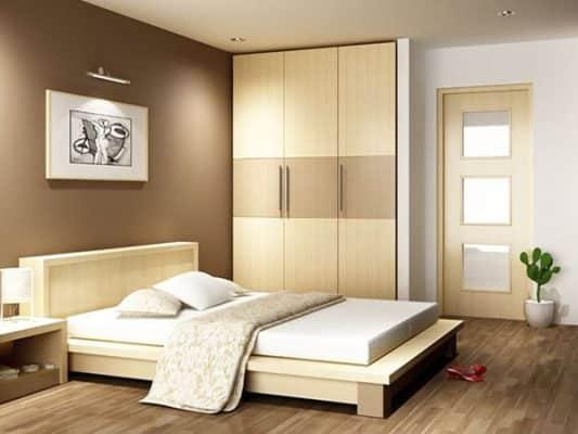 cách bố trí phòng ngủ hợp lý 2