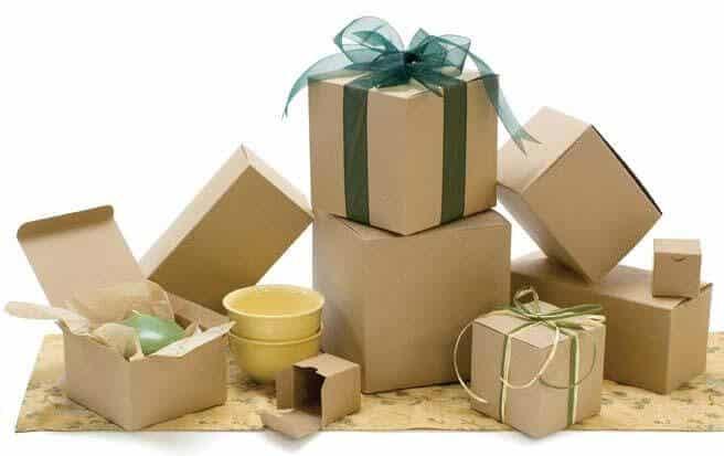 cách làm hộp quà bằng bìa carton