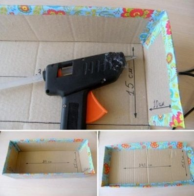 cách làm hộp quà bằng bìa carton đúng chuẩn 6
