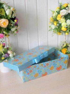 cách làm hộp quà bằng bìa carton đúng chuẩn 9