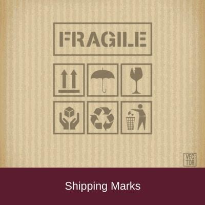 shipping mark là gì 2