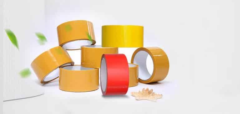 Cách sử dụng băng keo dán thùng giấy