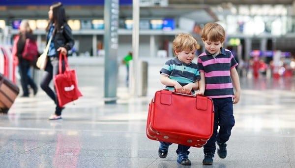 Hành lý dành cho trẻ em