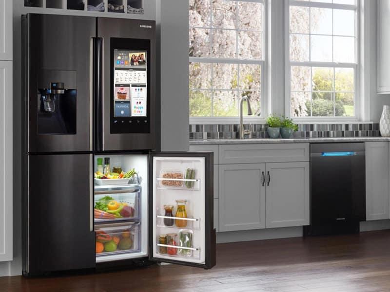 nguyên lý làm việc của tủ lạnh