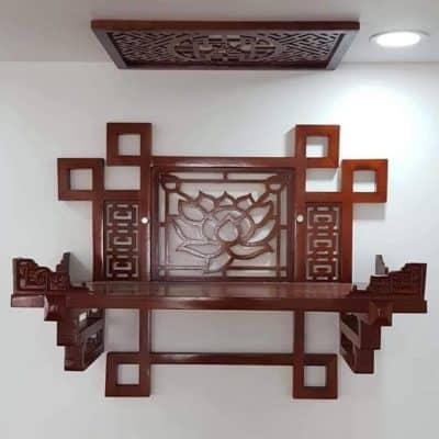 Thuê nhà có sản bàn thờ
