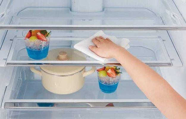 cách làm sạch tủ lạnh