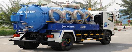 Đơn vị cung cấp dịch vụ hút bể phốt TPHCM chất lượng