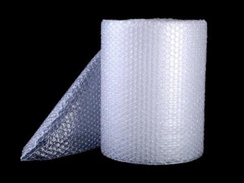 Kích thước giấy gói bubble wrap