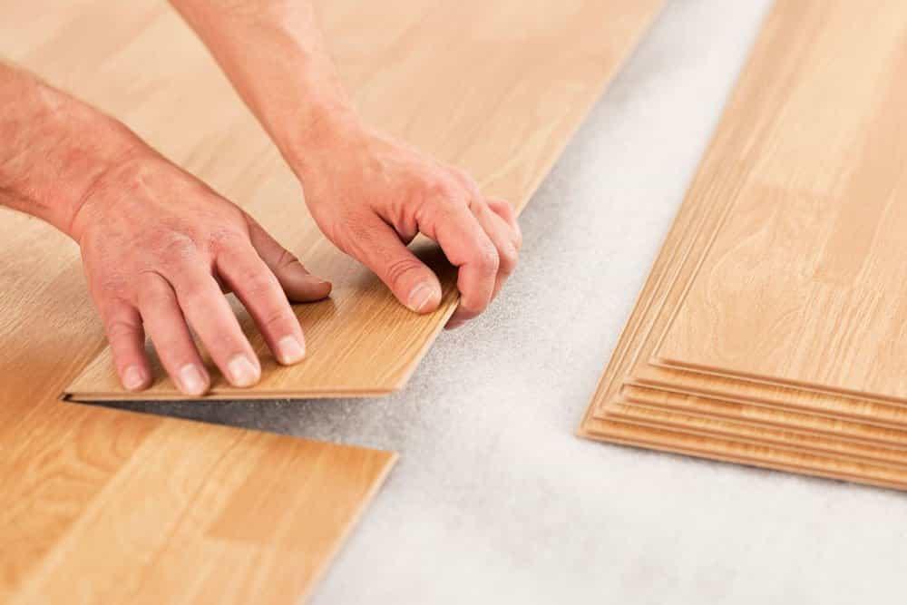xốp lót sàn gỗ là gì