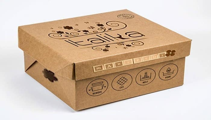 các ưu điểm của thùng carton nắp rời hiện nay